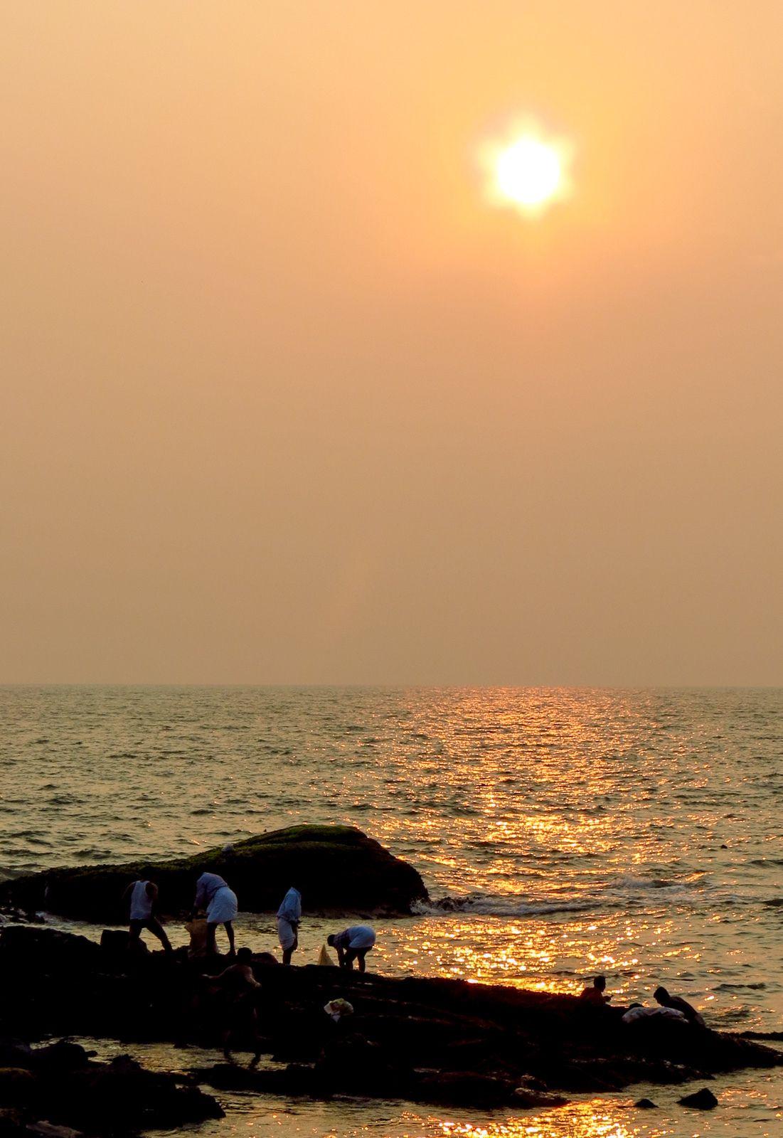 Kannur Sunset, #Kerala