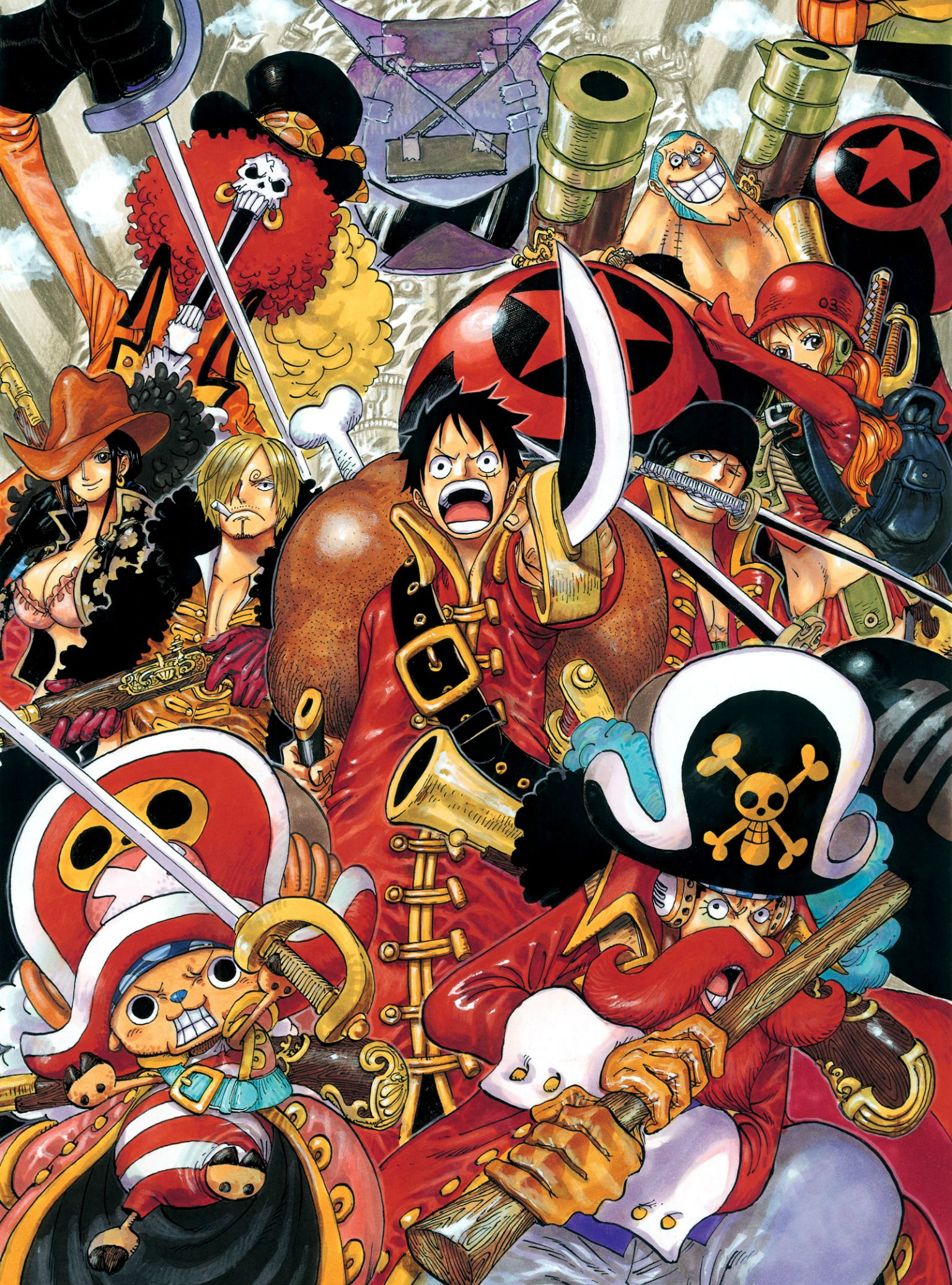 One Piece Film Z 映画 ワンピース壁紙iphone 壁紙