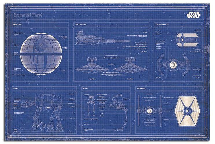 Guerras de las galaxias vintage imperial