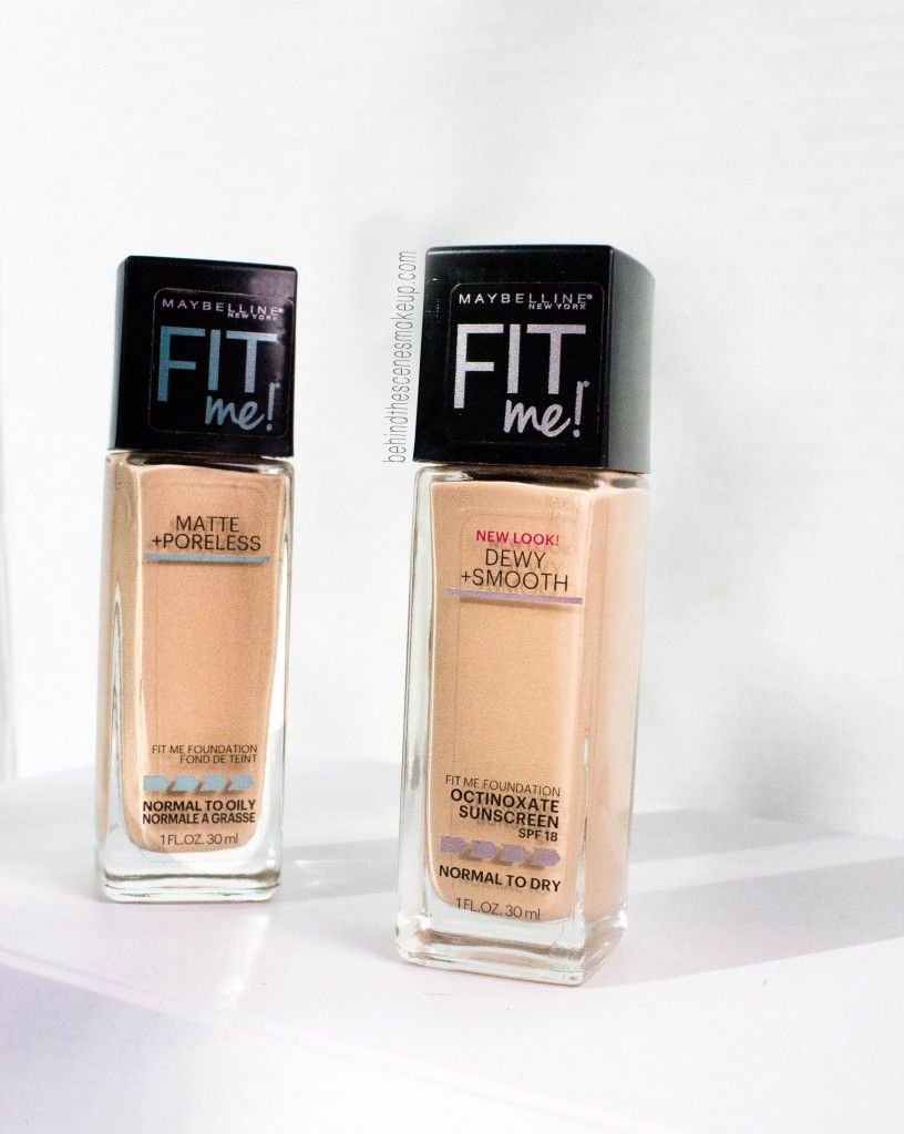 Maybelline Fit Me Foundation Review Dewy Smooth Matte Poreless Maybelline Fit Me Foundation Best Drugstore Foundation Foundation