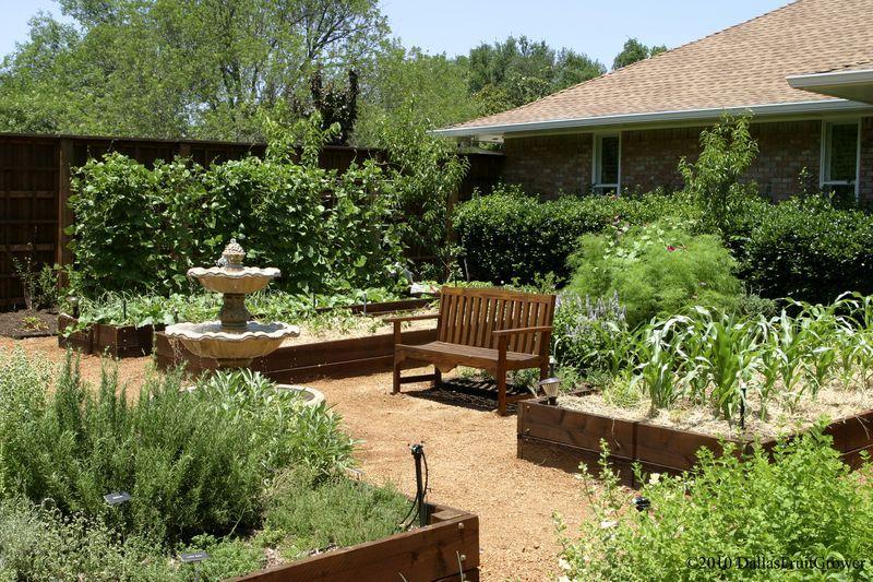 Charmant Vegetable Garden Design | Dallas Fruit And Vegetable Grower   Vegetable  Garden