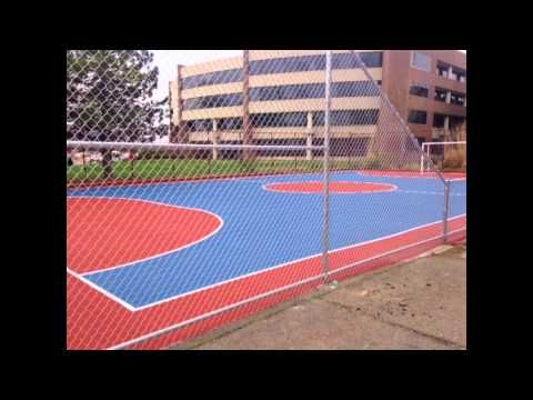 Safe Places To Play Futsal Court In Washington Dc By Ace Surfaces