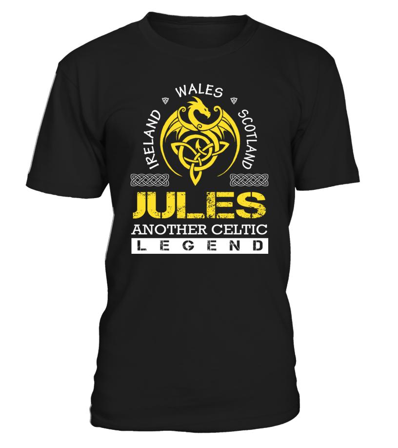 JULES Another Celtic Legend #Jules