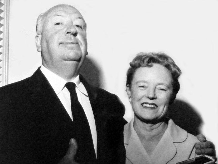 Alfred Hitchcock y Alma Reville se casaron en 1926 y pasó a ser Alma Hitchcock, pero siempre ...