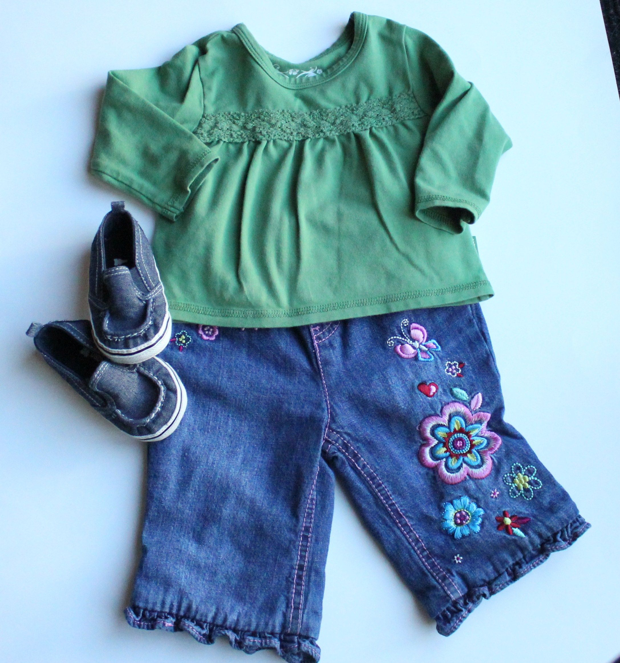 Jeans And Top By Children S Place Shoes By Baby Gap Items For This