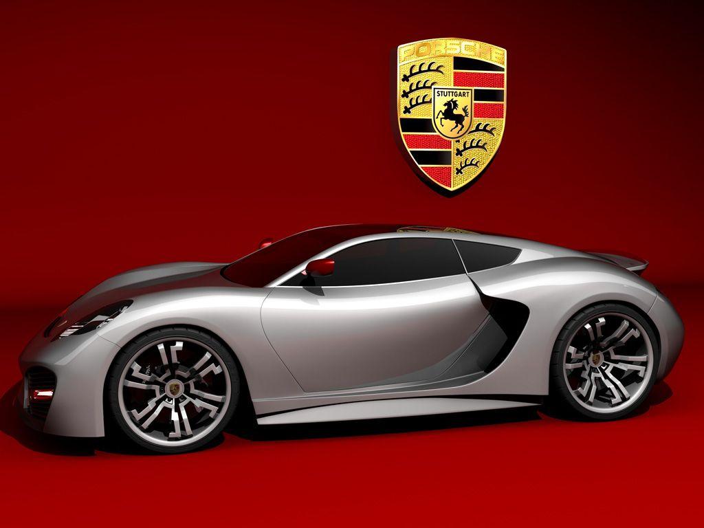 Porsche Supercar Concept By Iranian Designer Emil Baddal Concept Cars Super Cars Porsche