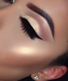 Perfect Eyebrows with Eye Shadow - My Makeup Ideas