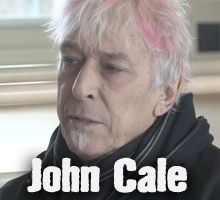 John Cale Talks Nico, Iggy Pop, and more in Pitchfork.tv Interview