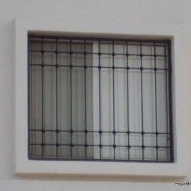 Imagen de modelo de verjas de hierro forjado con estilo - Rejas de hierro forjado ...