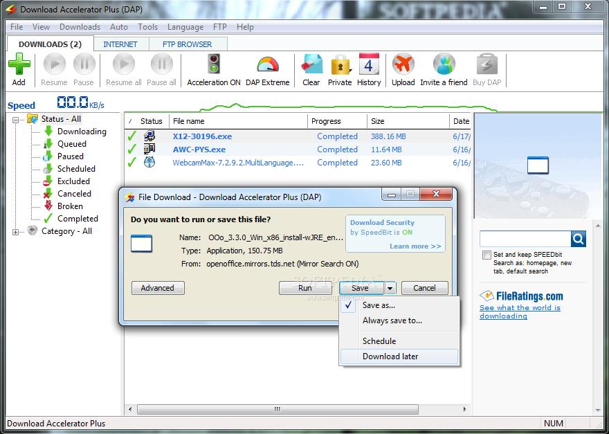 download accelerator plus crack full version