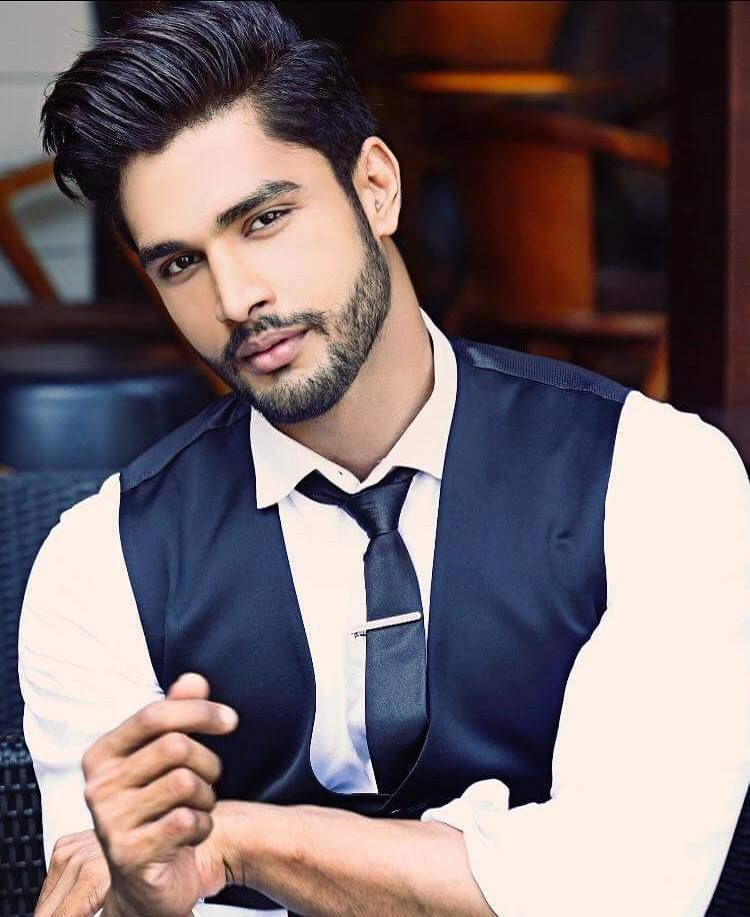 Rohit Khandelwal Mr World India 2016 Beard Look In 2019