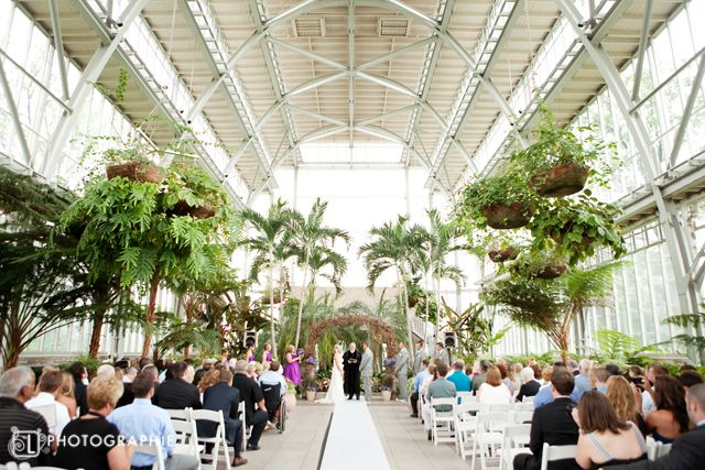 Jewel Box In St Louis Seems I Have A Thing For Weddings