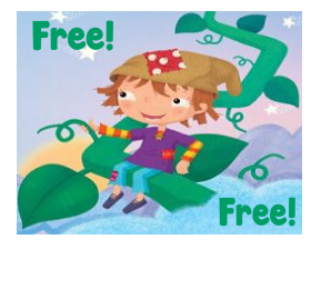 Free Personalised Jack in the BeanStalk Story