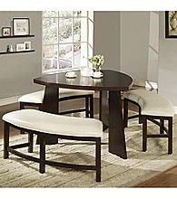 Three Sided Table Dining Room Sets Dining Table With Bench Dining Room Small