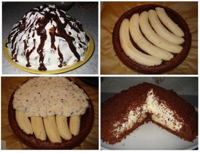 Рецепт торта для детей в домашних условиях с фото пошагово