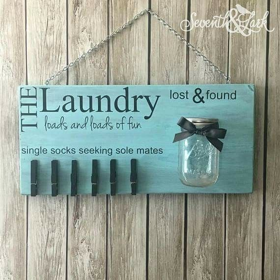 Cute Idea For Laundry Room Laundry Room Signs Functional Decor