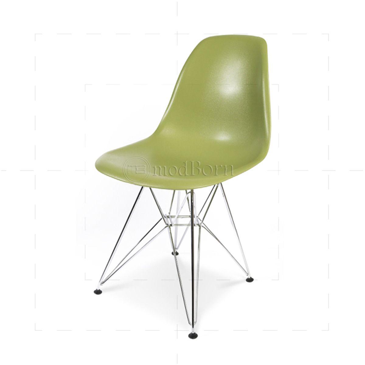 Eames Aluminium Group Eames Lænestol Daw Dining Chair