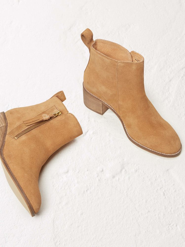 White Stuff | Hayley Heeled Ankle Boot