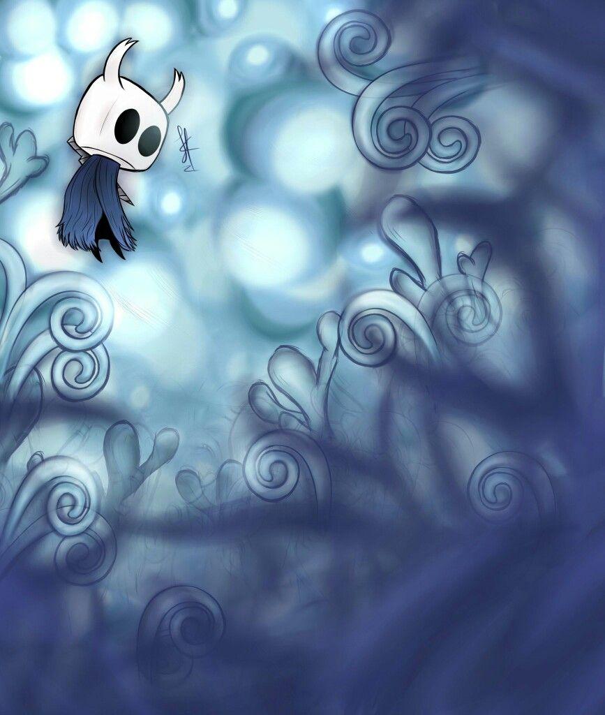 Hollow Knight wallpaper By Tecnick_1 Twitter Art