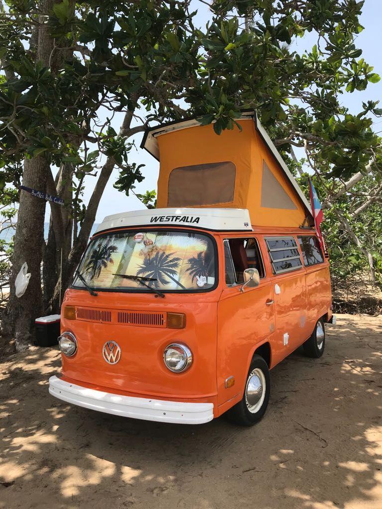 Westfalia Puerto Rico Van Living Van Life Van