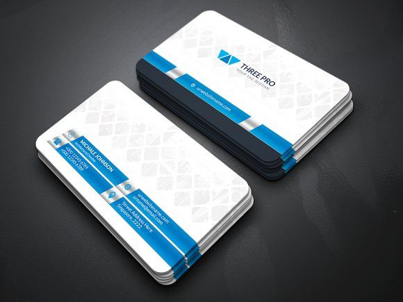 Silver Business Card Templates This Is Clean Business Card - Easy business card template