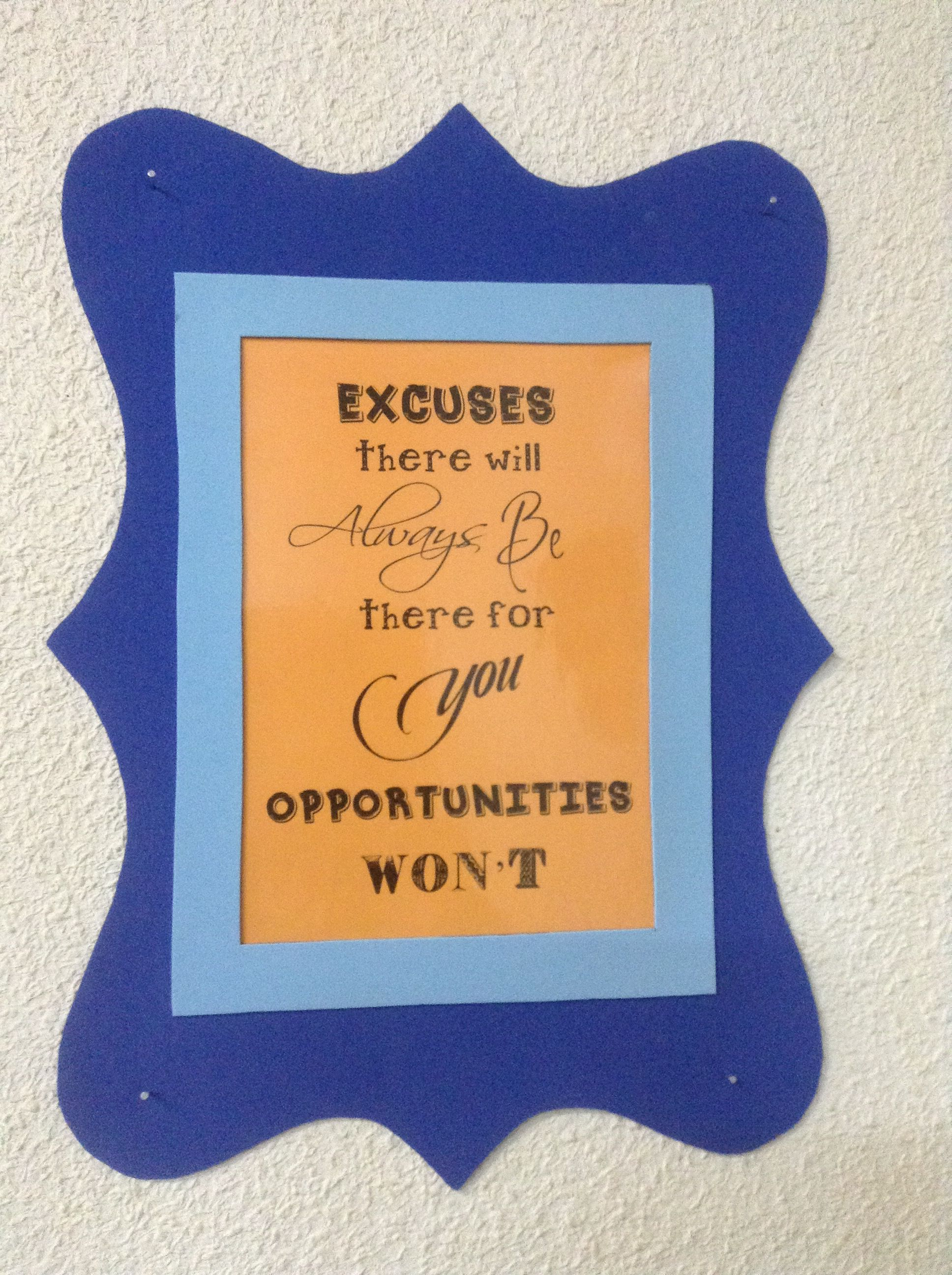 Quote of the week #5 #ClassroomDecorations