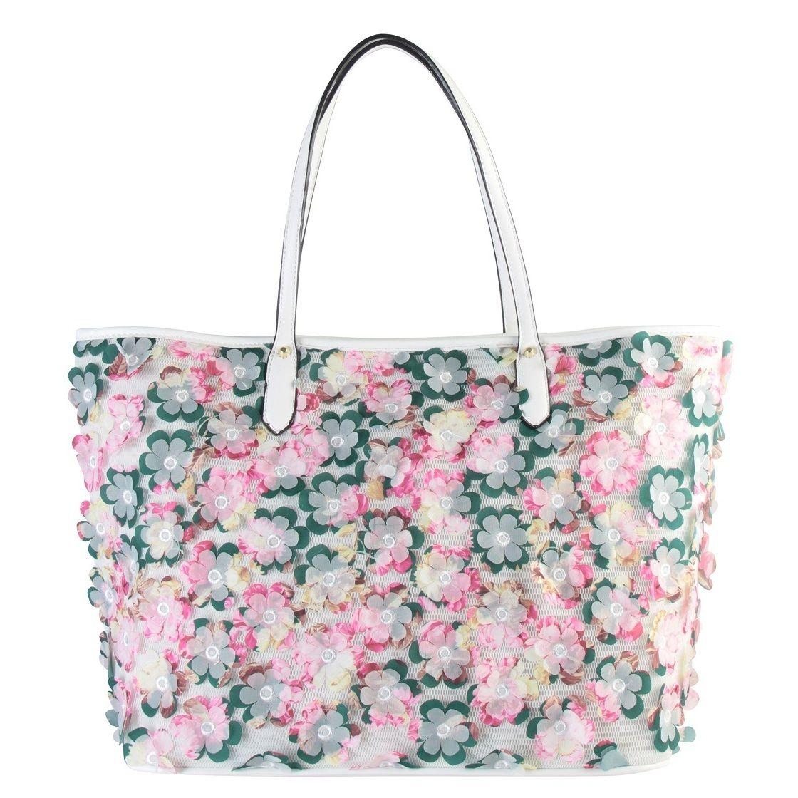 Diophy Faux Tote Handbag, Women's