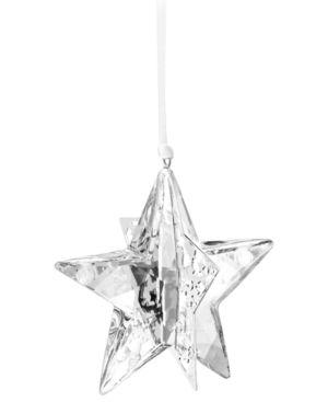 Swarovski Christmas Ornament Christmas Moonlight Star Swarovski Christmas Ornament Christmas Moonlight Star Home Misc Holiday Lane Price