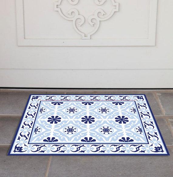 Pet Friendly Decorating Flor Carpet Tiles: PVC Door Mat, Welcome Mat, Tile Rug , Dog Rug, Pets Mat