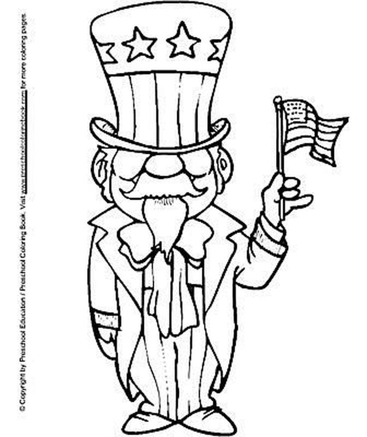 Free Printable 4th Of July Coloring Pages Veterans Day Coloring Page Free Printable Coloring Pages Coloring Pages