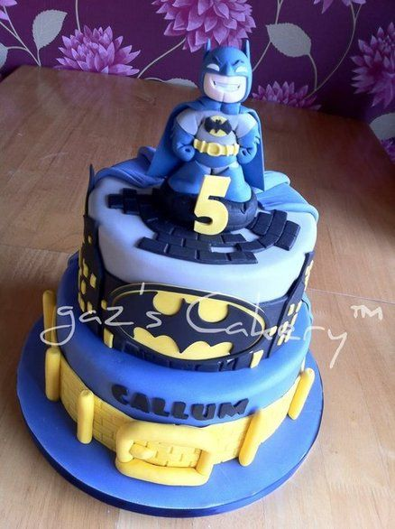 Batman Cake For Nathan Yeah Mommy Kids Birthdays Pinterest - Fotos-de-pasteles-bonitos