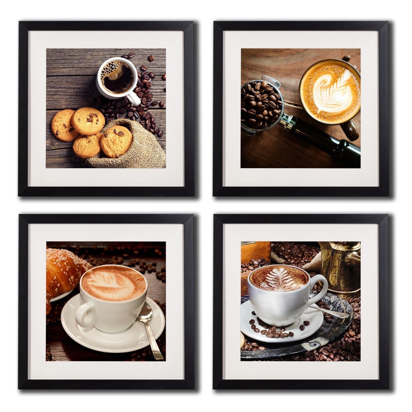Coffee Framed Wall Art Decor Posters And Prints Modern Still Life Kitchen Artwork Painting Printed On C Kitchen Artwork Decorating With Pictures Wall Art Decor