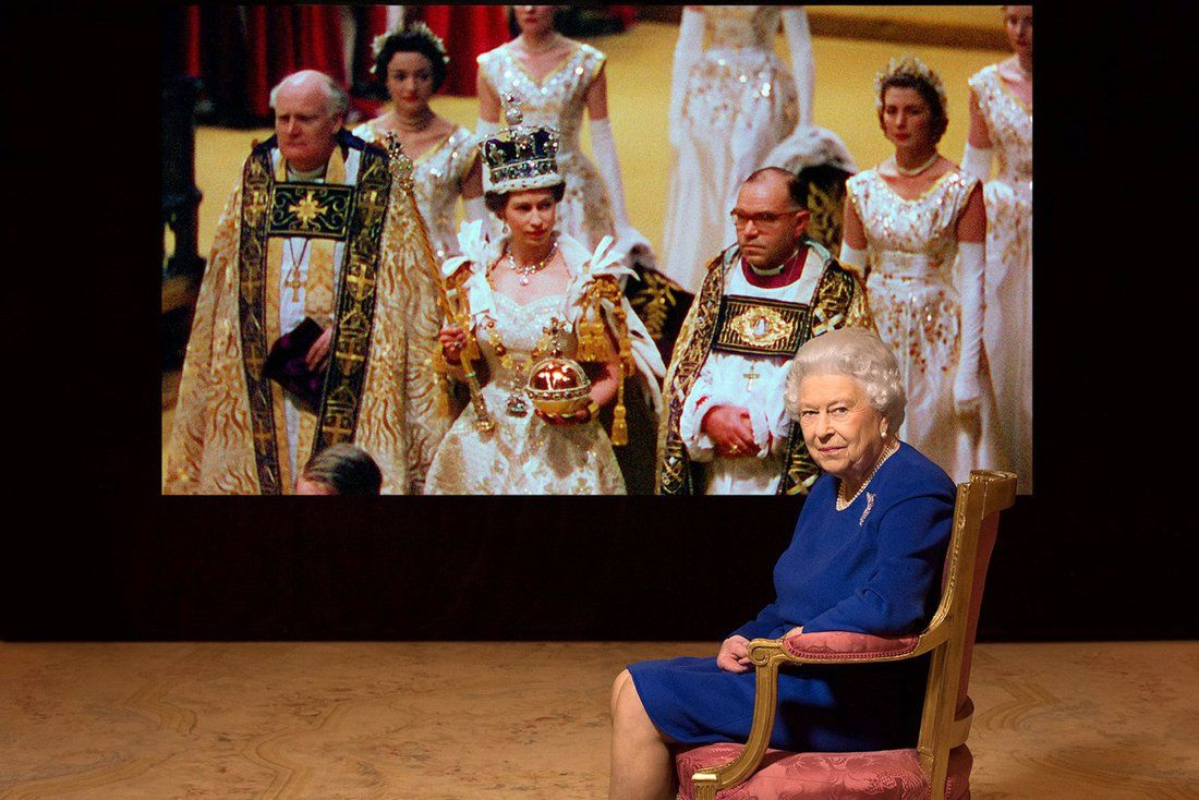 Queen Elizabeth Speaks In Rare Film Appearance The