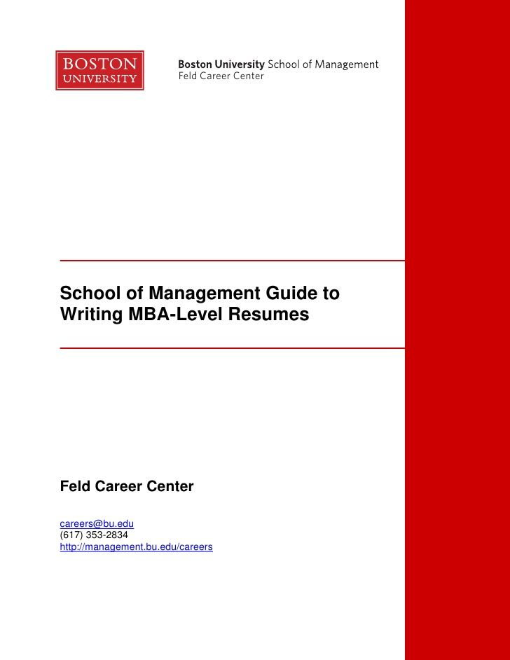 Writing MBA Resumes Career\/Economy\/Money Pinterest Career - mba resumes