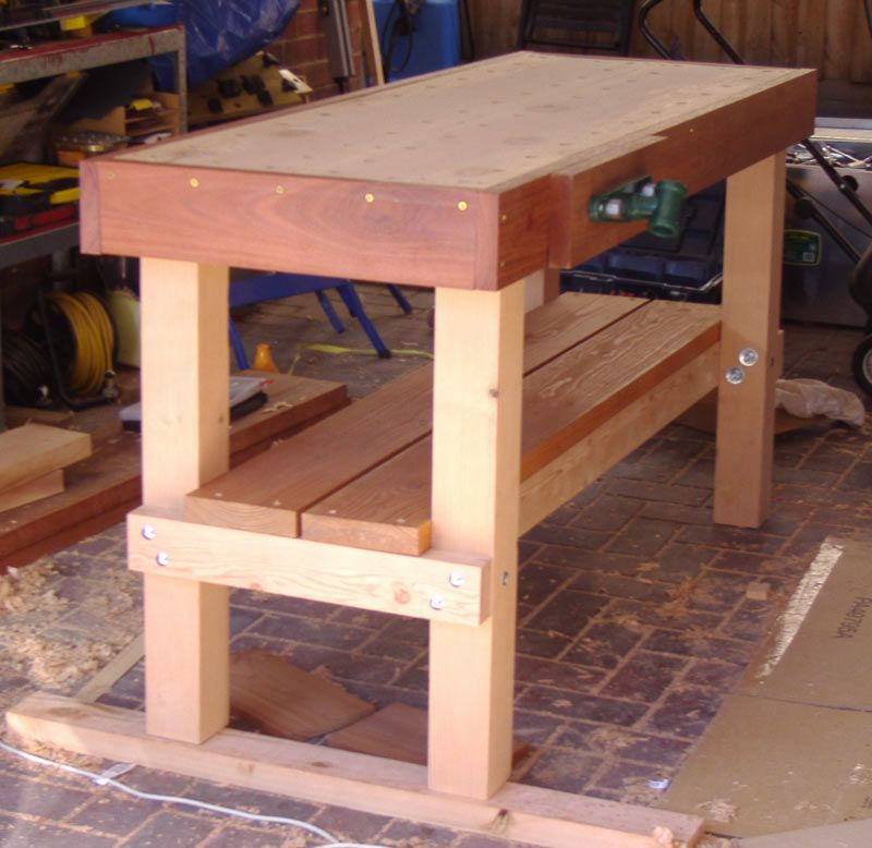The 10 Best Garage Workbench Builds: How To Build A Workbench