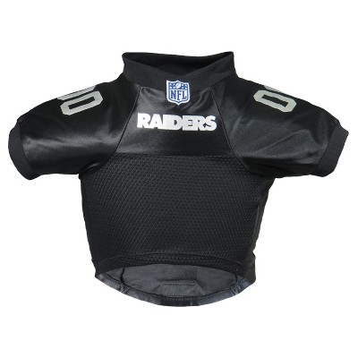 watch fca27 cce31 Oakland Raiders Little Earth Pet Premium Football Jersey ...