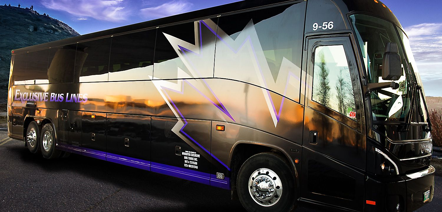Exclusive bus lines is a leading transportation company