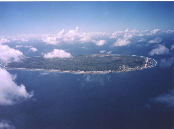 Nauru Is The Worlds Smallest Island Nation The Smallest - Smallest ocean in the world