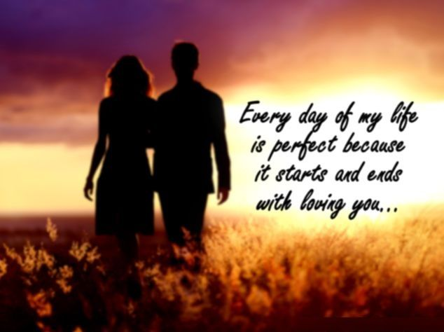 Superior Romantic Love Messages For Wife With Images And Pictures