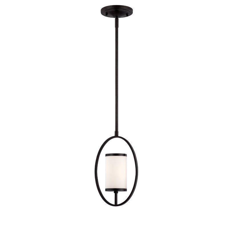 Anchoretta 1 Light Single Cylinder Pendant In 2020 Designers