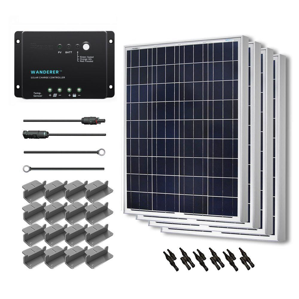 Featuring Go Power Portable Solar Panels For Rv Traveling Checkout Our Latest Blog Post Https Rmbonlinesolarandinv Solar Kit Solar Panel Cost Solar Panels