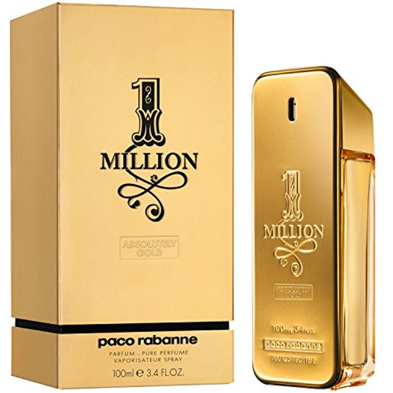 one million parfym herr