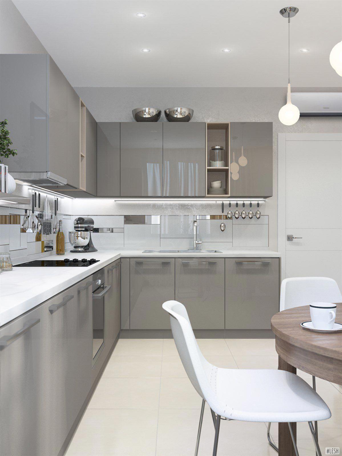 Custom Cabinet Options Let Us Modify Your Kitchen Cabinets To Produce A Area That Expresses Your Cozinhas Modernas Design De Cozinha Decoracao Cozinha Pequena