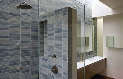 7 Tips For How To Clean Stained Grout Bathroom Tile Designs Bathroom Design Modern Bathroom Tile