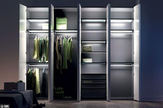 Dressing les six clés d un dressing bien organisé huis