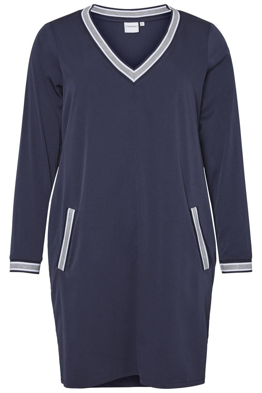 Sporty Dress from Junarose!  #fashion #plussize #plussizefashion #grotematen grote maten plus size fashion