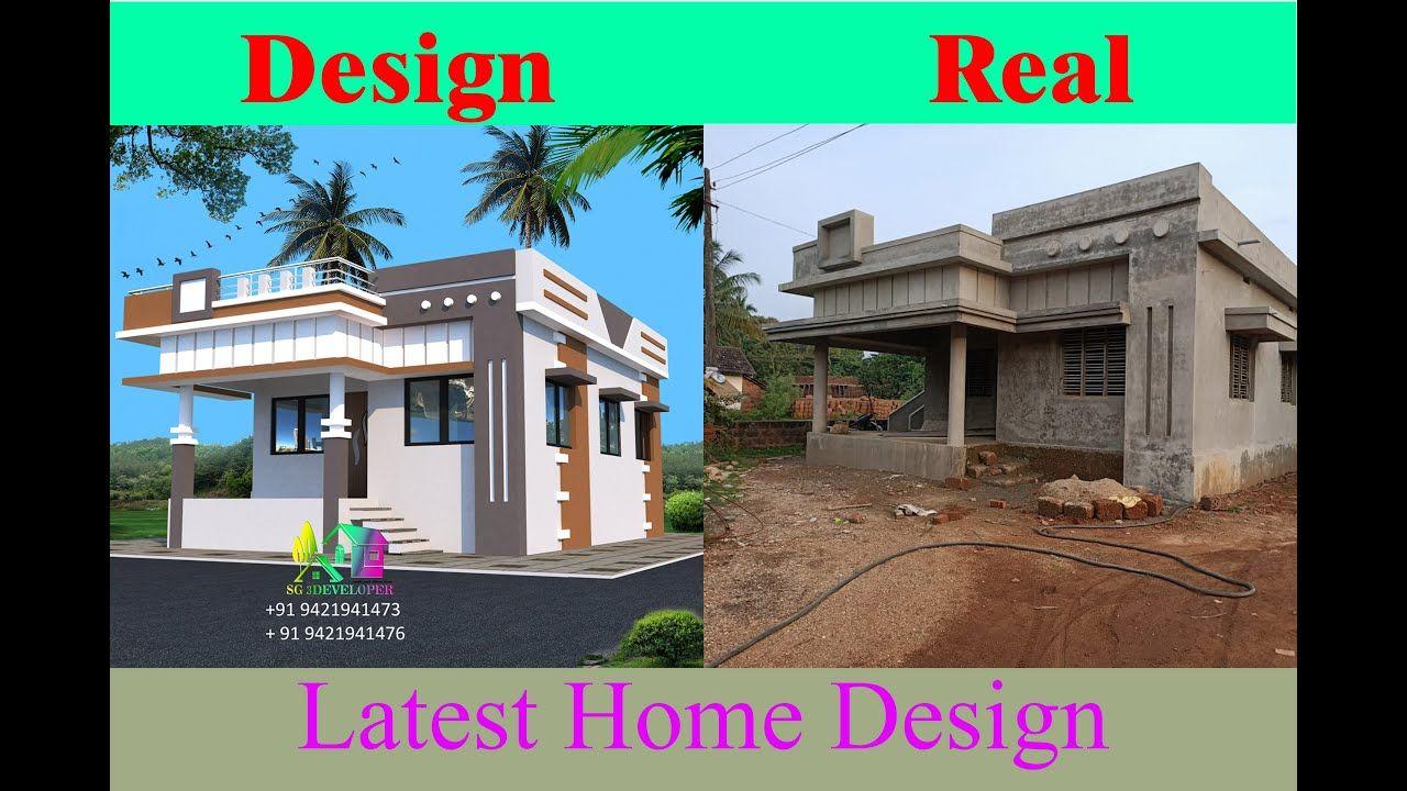 Pin By Prashantgajhans On Architecture House Village House Design Modern Small House Design Latest House Designs