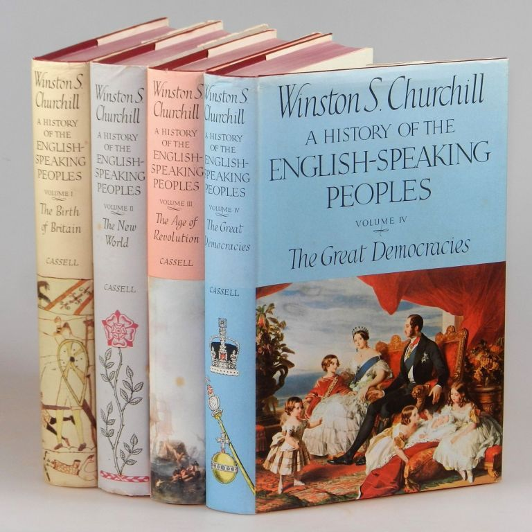 A History Of The English Speaking Peoples By Winston S Churchill History Book Collectors Roman Britain