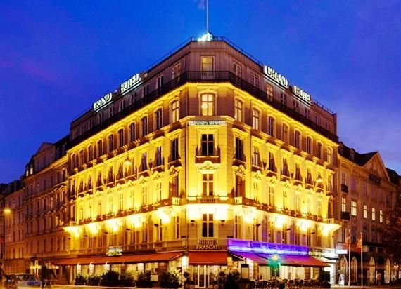 Hotel Deal Checker Grand Copenhagen