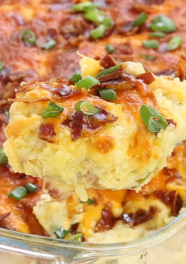 Mashed Potatoe Casserole Recipes